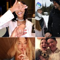 Celebrity Engagement Rings of 2020