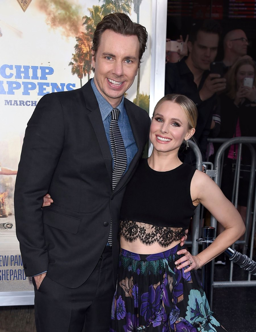 Kristen Bell and Dax Shepard Celebs Joke About Splitting From Their Partners Amid Quarantine