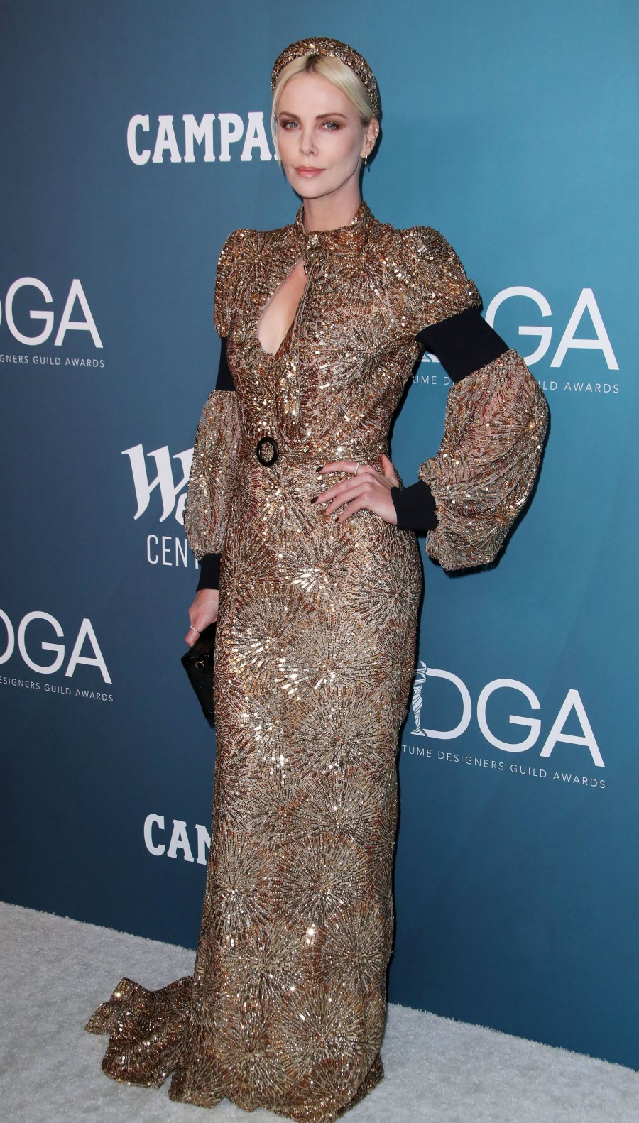 Celebs Wearing Louis Vuitton - Charlize Theron