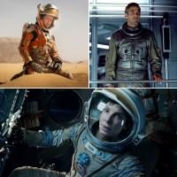 Celebs who played astronauts