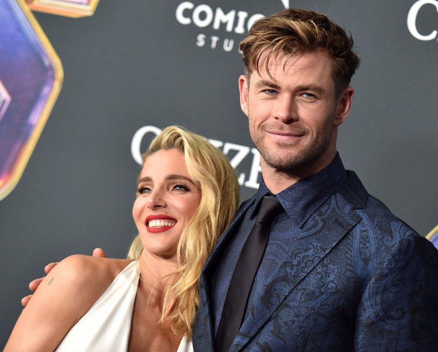 Chris Hemsworth Explains Why Wife Elsa Pataky Never Took His Name Avengers Endgame