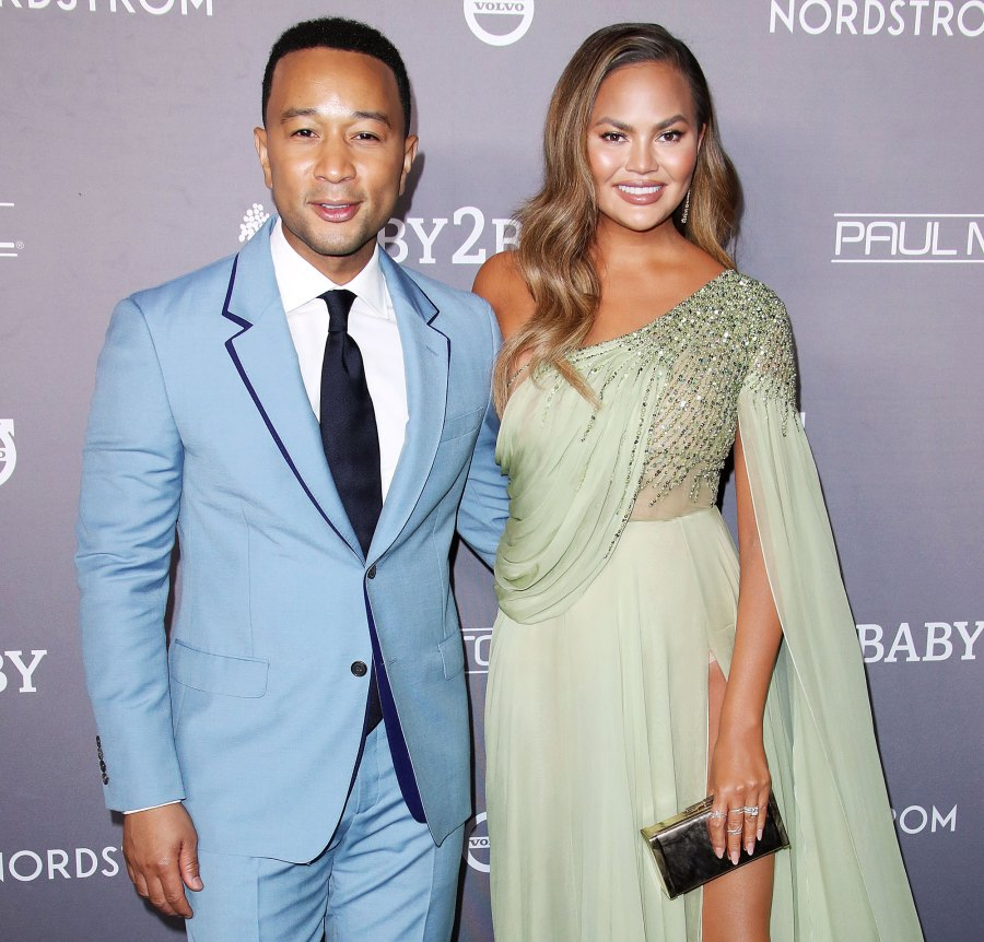 John Legend and Chrissy Teigen attend the Baby2Baby Gala Chrissy Teigen and John Legend Reveal Which One of Them Is Handling Quarantine Better