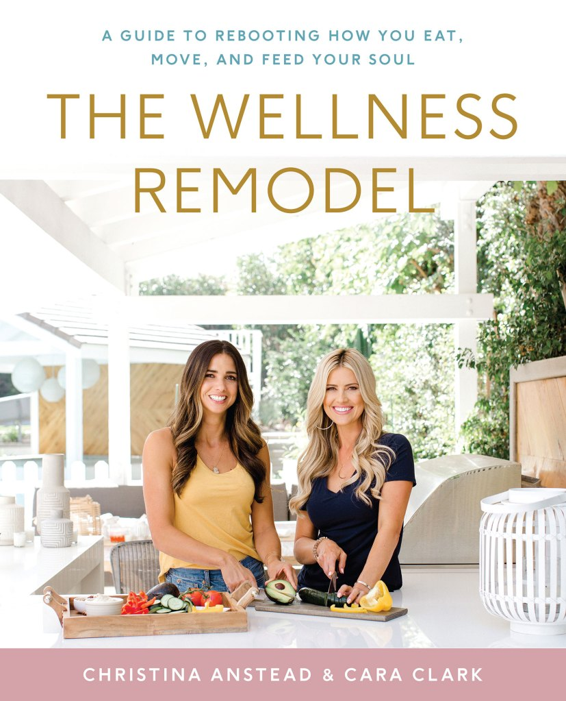 Christina Anstead Calm Marriage Wellness Remodel Book