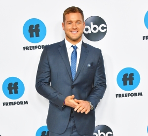 Colton Underwood Gets Bald Haircut From Cassie Randolph