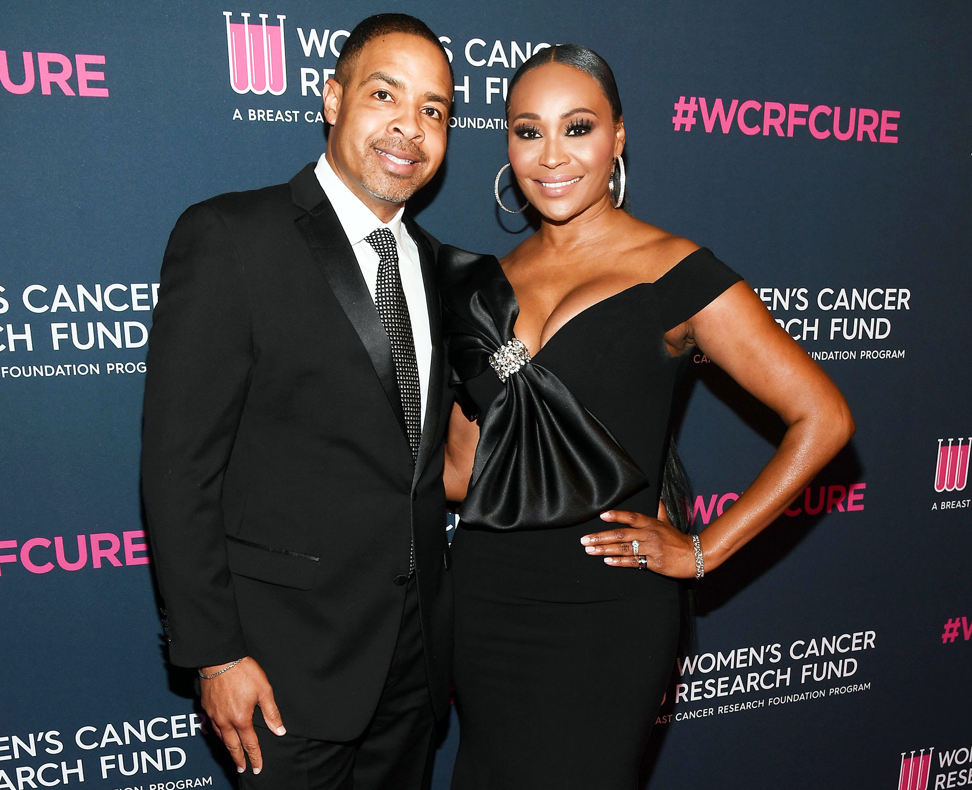 Mike Hill and Cynthia Bailey All the RHOA Ladies Are Invited to Her Wedding