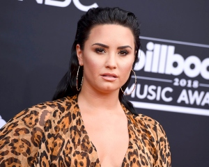 Demi Lovato Reacts DemiIsOver Party Twitter