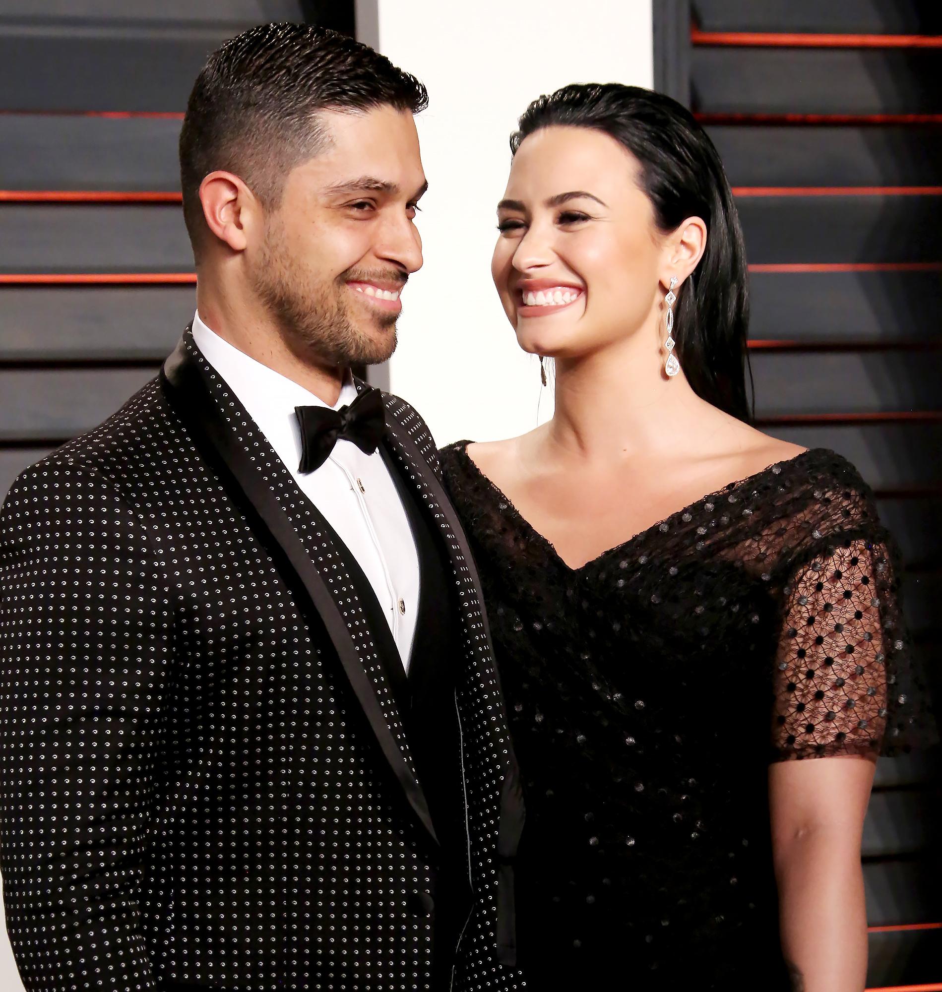 Demi Lovato Reacts to Ex Wilmer Valderrama Engagement