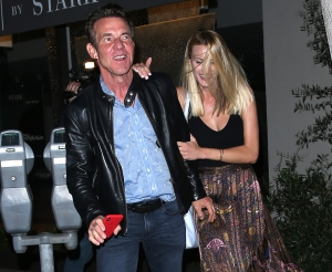 Dennis Quaid Thinks Quarantine Is the 'Best Pre-Marriage Training' for Him and Fiancee Laura Savoie