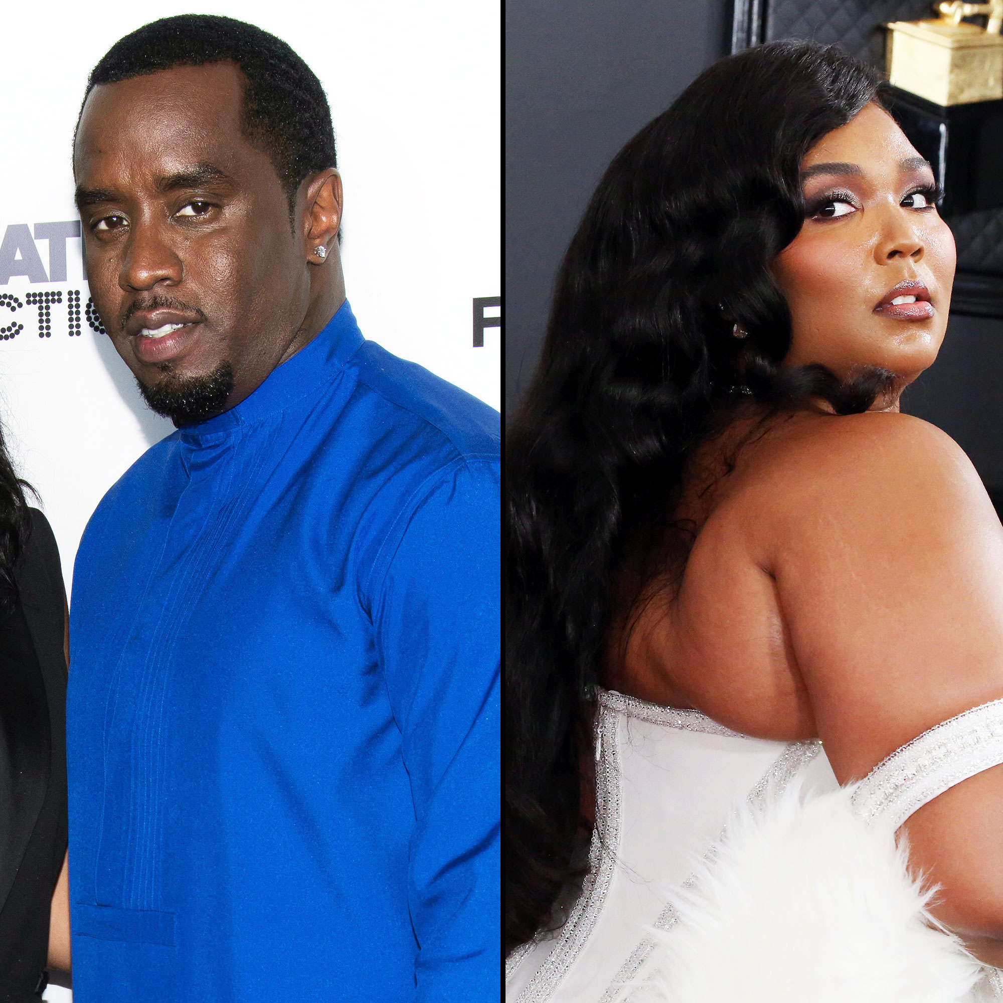 Diddy Responds to Claims That He Kept Lizzo From Twerking During an Instagram Dance Party