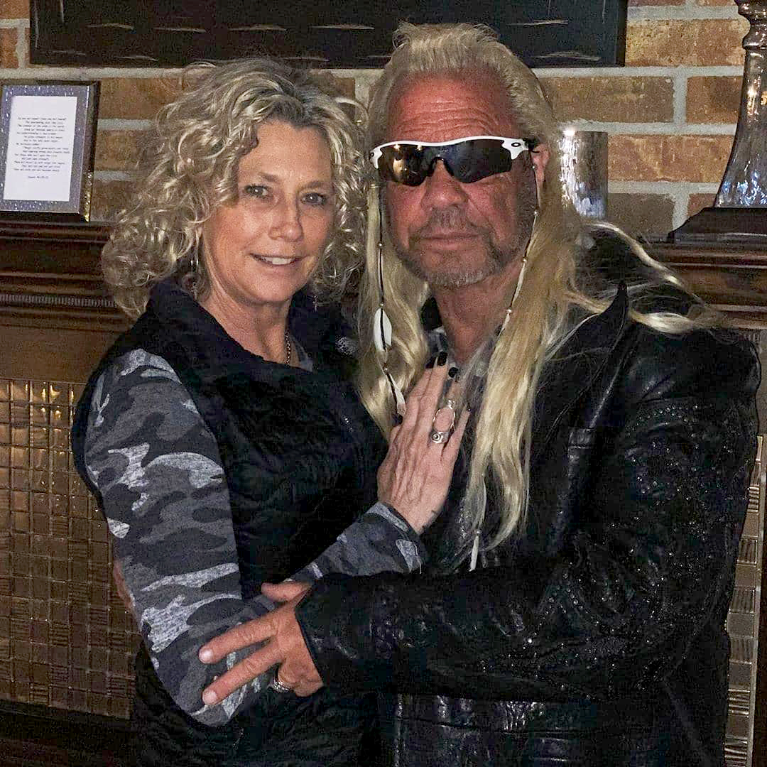 Dog the Bounty Hunter Girlfriend Francie Frane Says God Brought Them Together