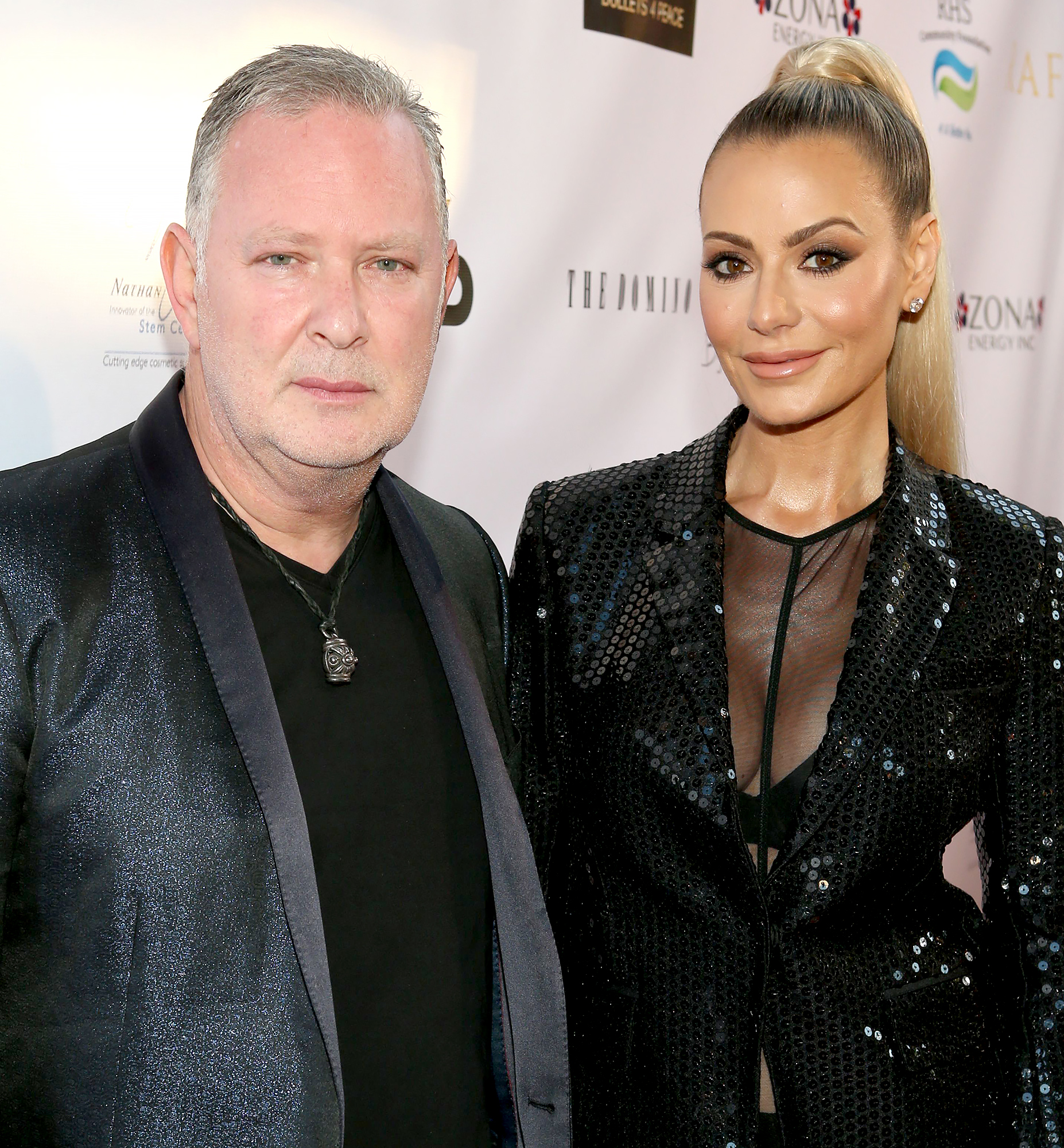 Dorit Kemsley Paul Kemsley