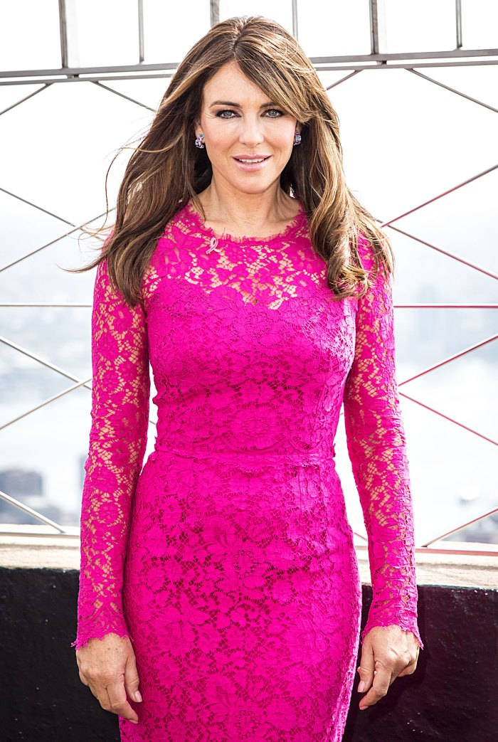 Elizabeth Hurley Is Ready to 'Fall Madly in Love' After ...