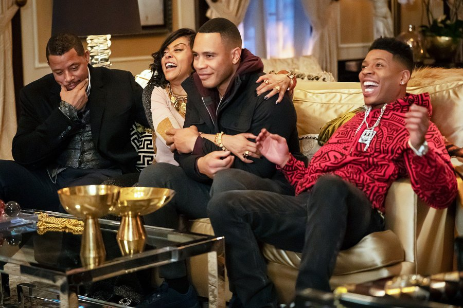 Terrence Howard Taraji P Henson Trai Byers and Bryshere Y Gray in Empire What To Watch This Week During Social Distancing