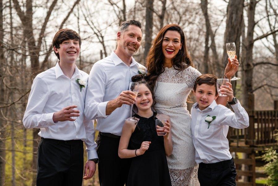 Erica Lugo Wedding