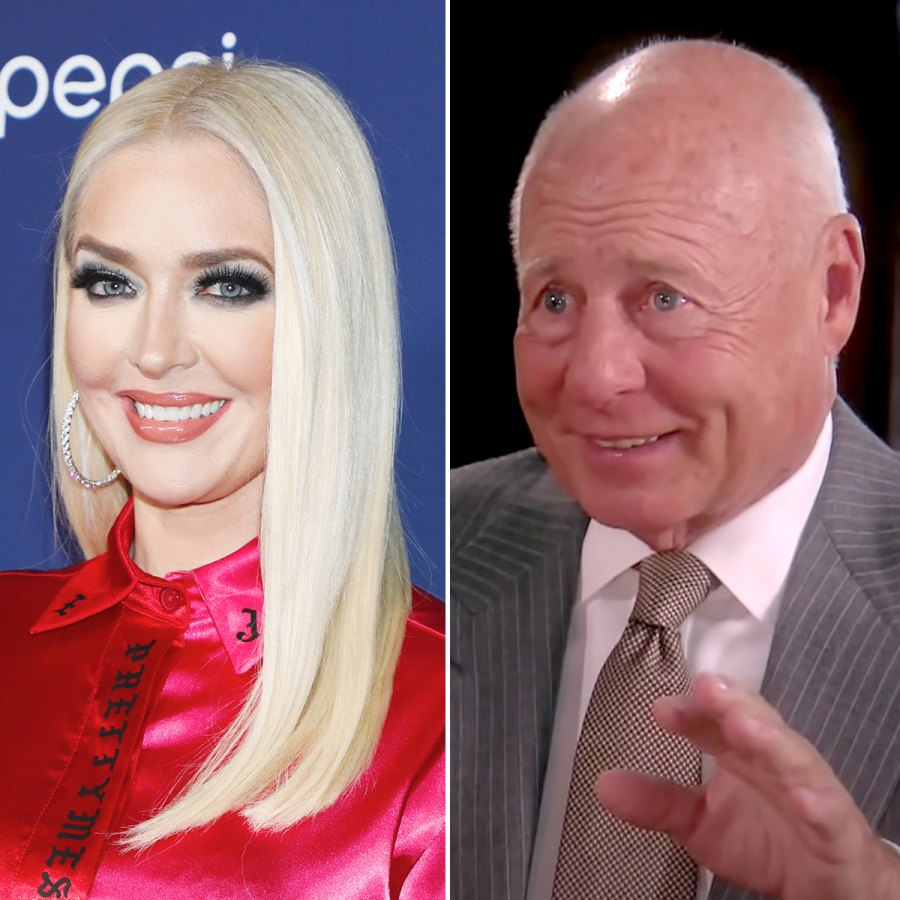 Erika Jayne Quotes About Her 33-Year Age Difference With Husband Tom