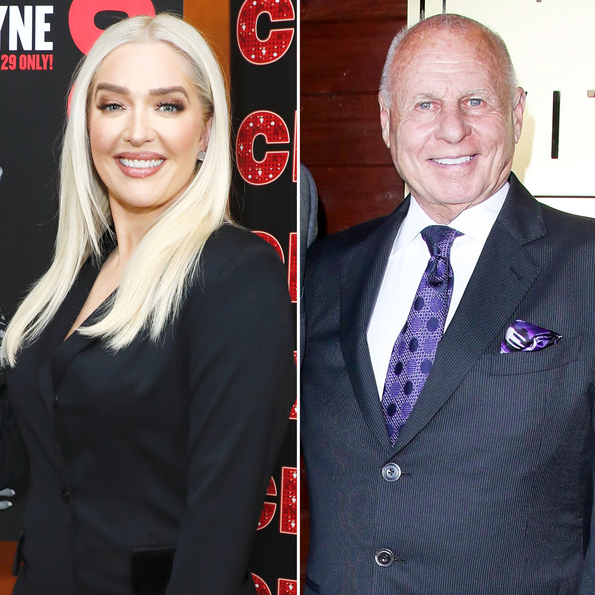 Erika Jayne Understands the Interest in Her Sex Life With Husband Tom Girard