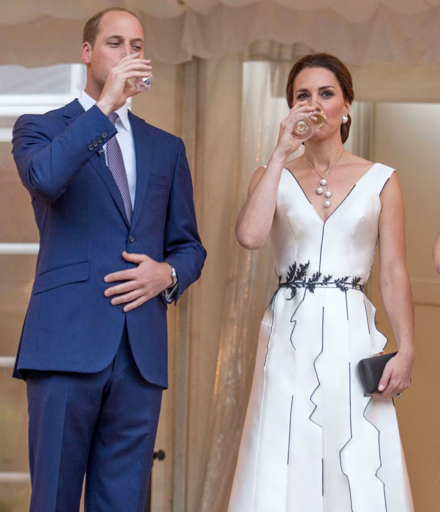 Every Time Prince William Duchess Kate Were Like Every Other Couple