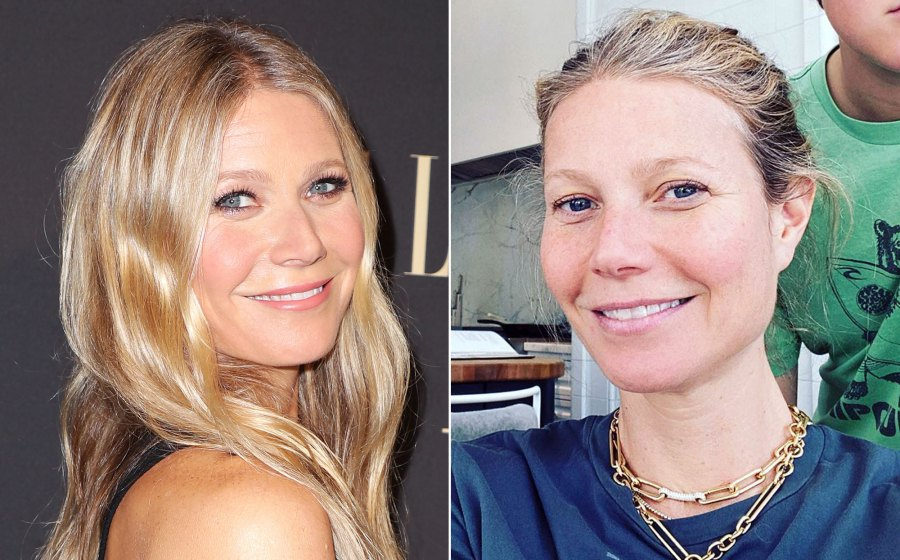 Gwyneth Paltrow Is the Ultimate WFH Makeup-Free Inspo