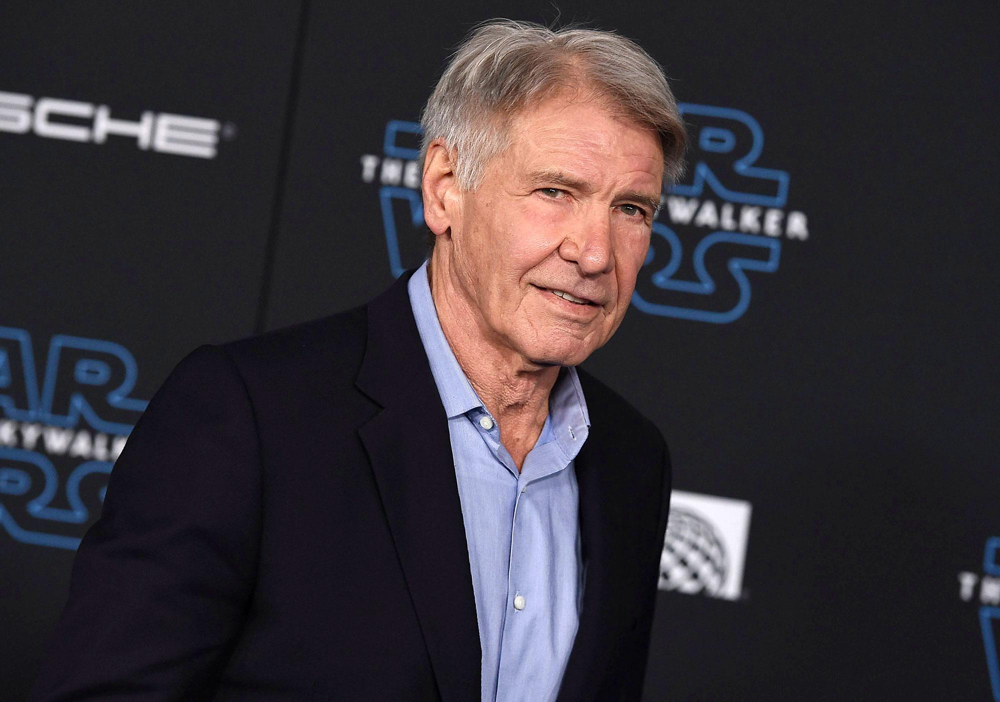 Harrison Ford Plane Runway Incident