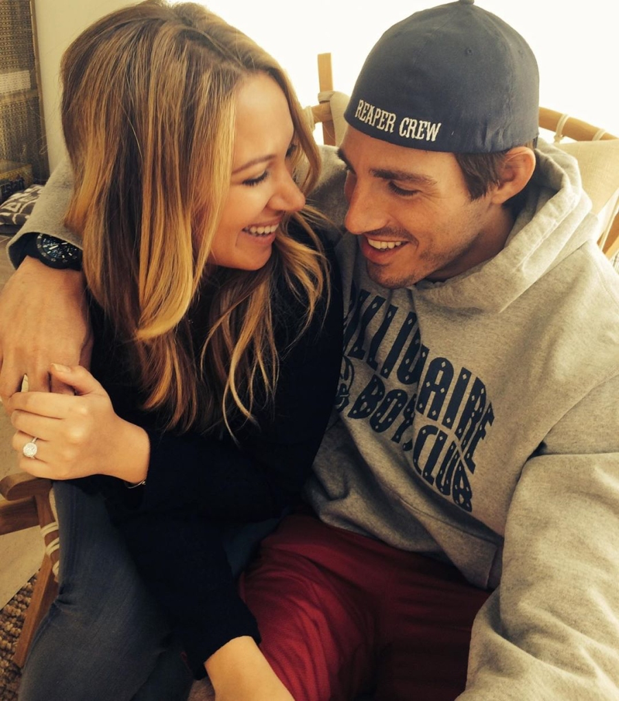 Haylie Duff Says Not Time to Marry Fiance Matt Rosenberg Amid Pandemic