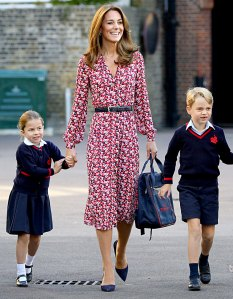 How Duchess Kate Got Prince George Princess Charlotte Into Homeschooling Routine
