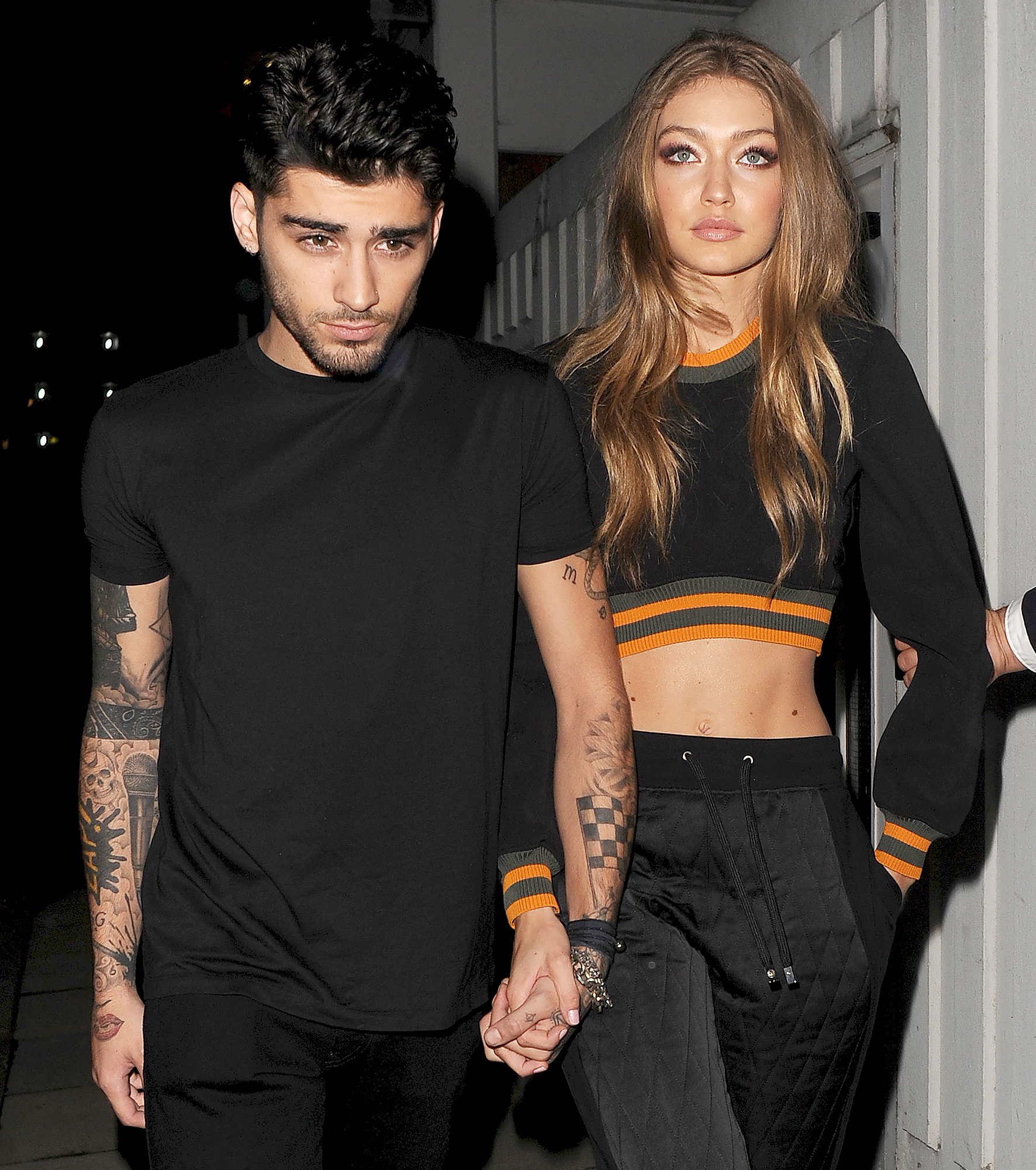 How Pregnant Gigi Hadid Is Preparing for Her and Zayn ...