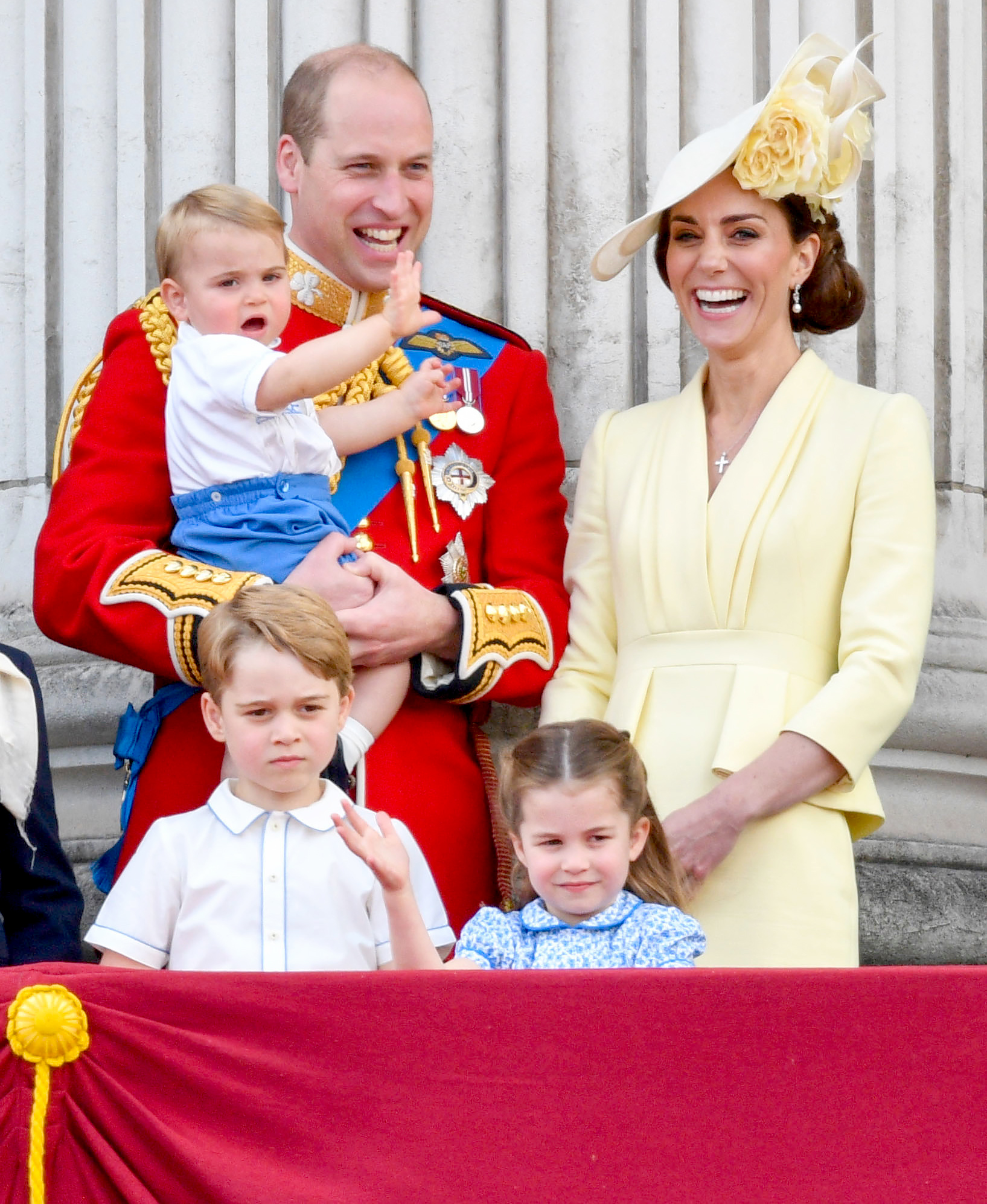 How Prince Louis Is Celebrating His 2nd Birthday