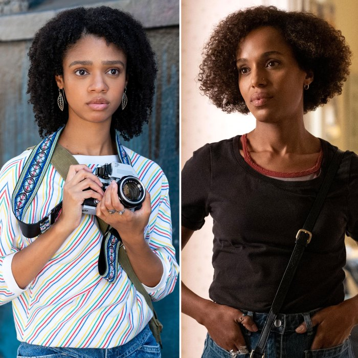 How Tiffany Boone Transformed Into Young Kerry Washington Little Fires Everywhere