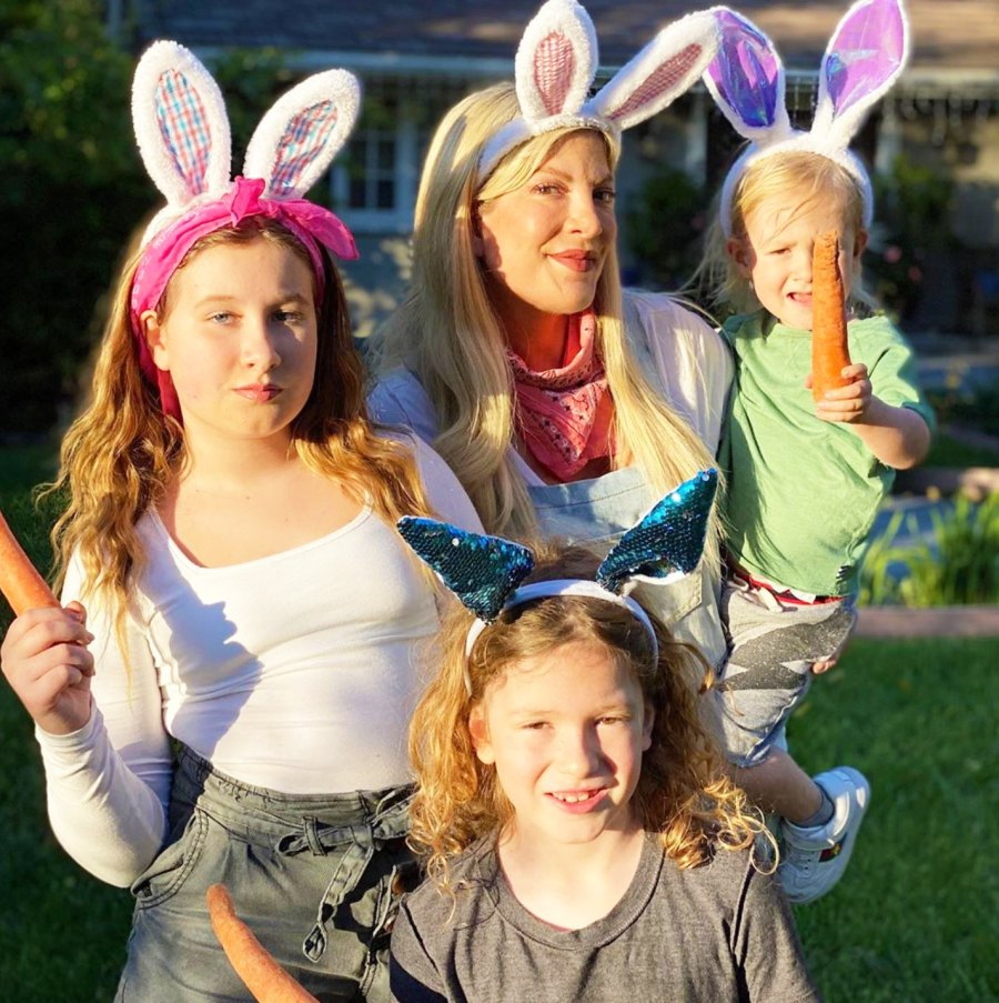 How the Stars Celebrated Easter