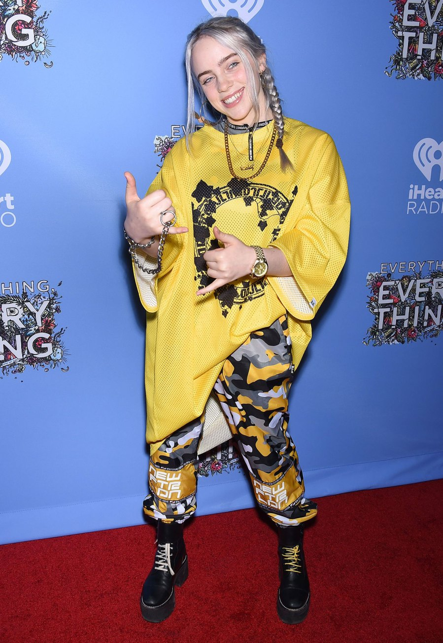I Like to Be in Control Billie Eilish Most Powerful Quotes About Body Image