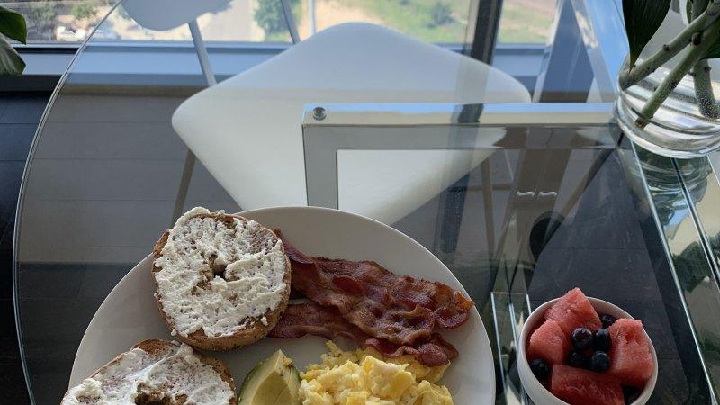 Inside Dennis Quaid's Healthy Day