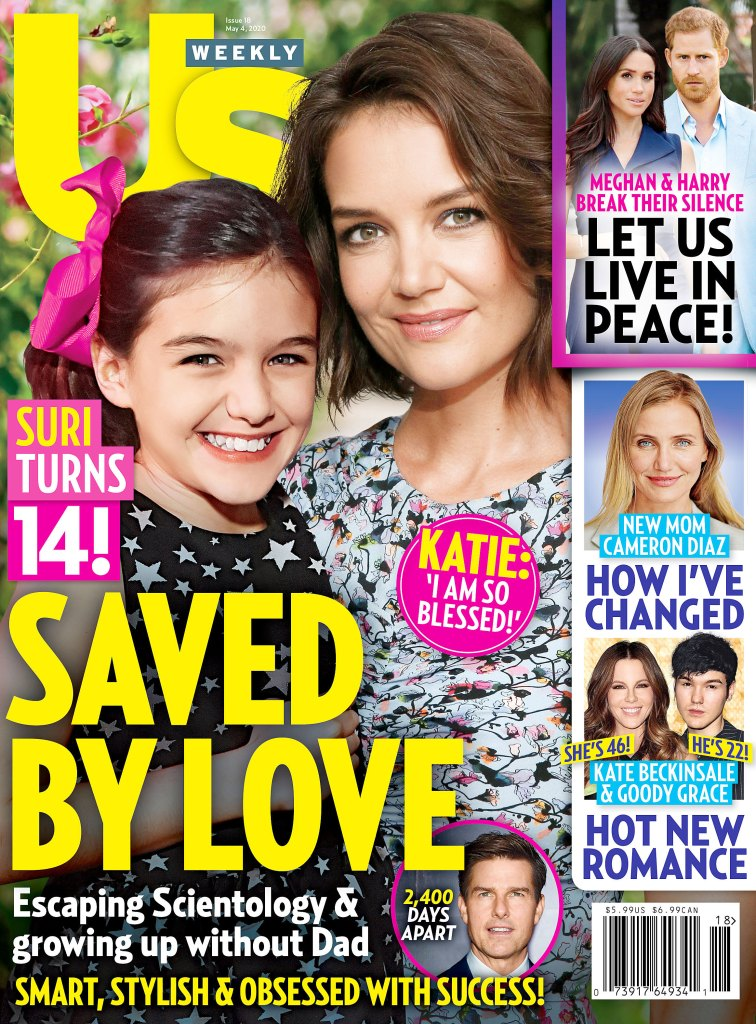 Inside Katie Holmes Daughter Suri Sweet Bond Charlie Hunnam and Morgana McNelis So In Love