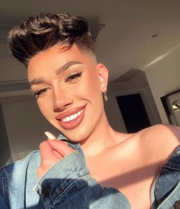 James Charles Tells Us Why You Shouldn't Wear Too Much Makeup on a Zoom Call