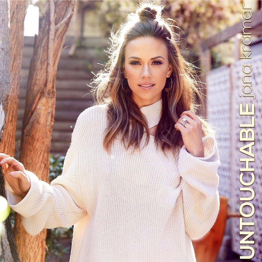 Jana Kramer Untouchable Cover Panic Attack Coronavirus Travel