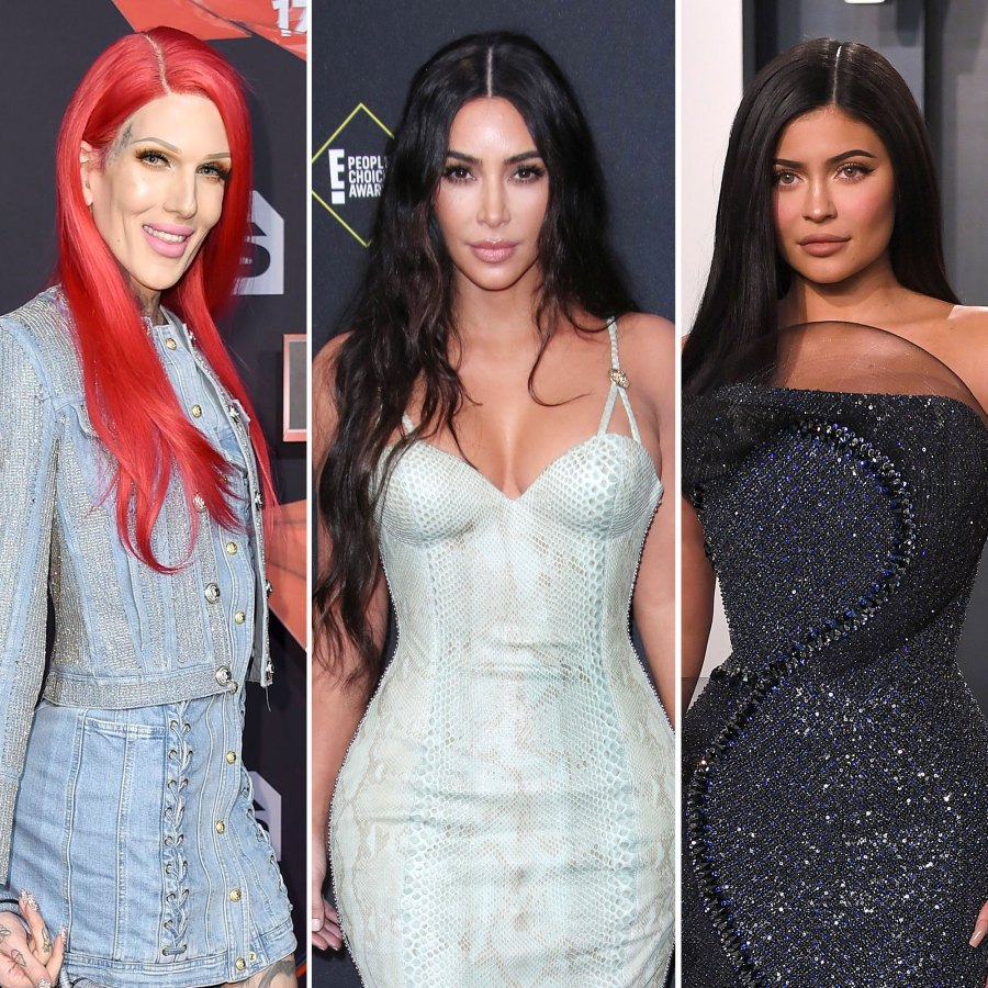 Jeffree Star Complicated Relationship With the Kardashian Jenners