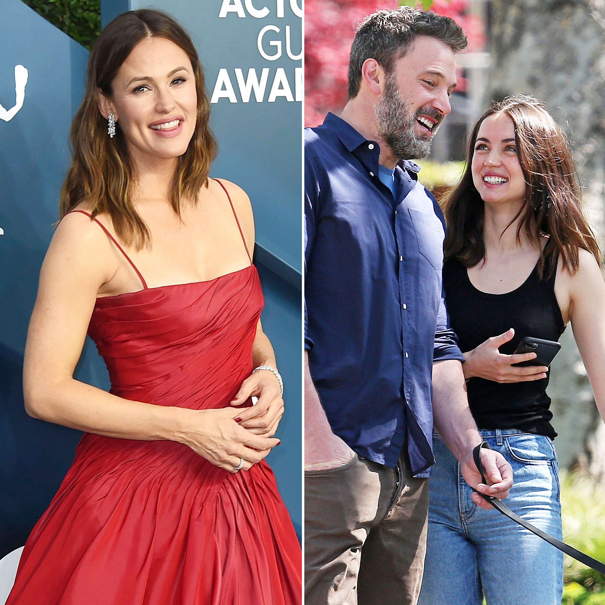 Jennifer Garner Is Very Friendly With Ben Affleck's Girlfriend Ana de Armas