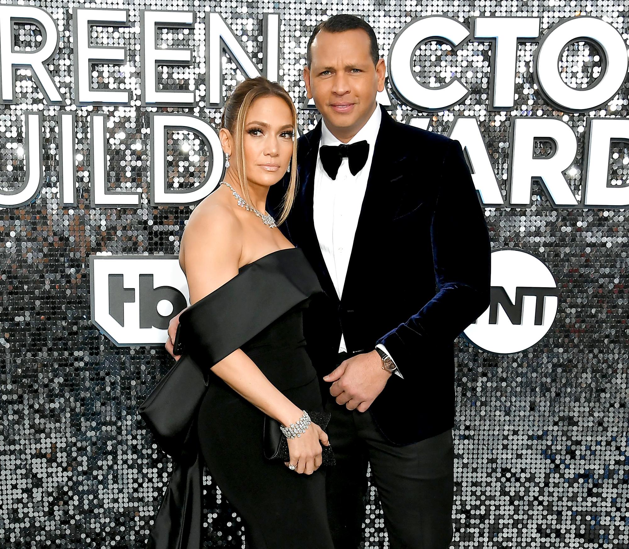 Jennifer Lopez Alex Rodriguez Wedding Affected by Coronavirus
