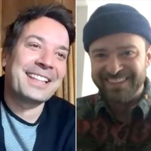 Jimmy Fallon Justin Timberlake Reminisce Start of Their Bromance