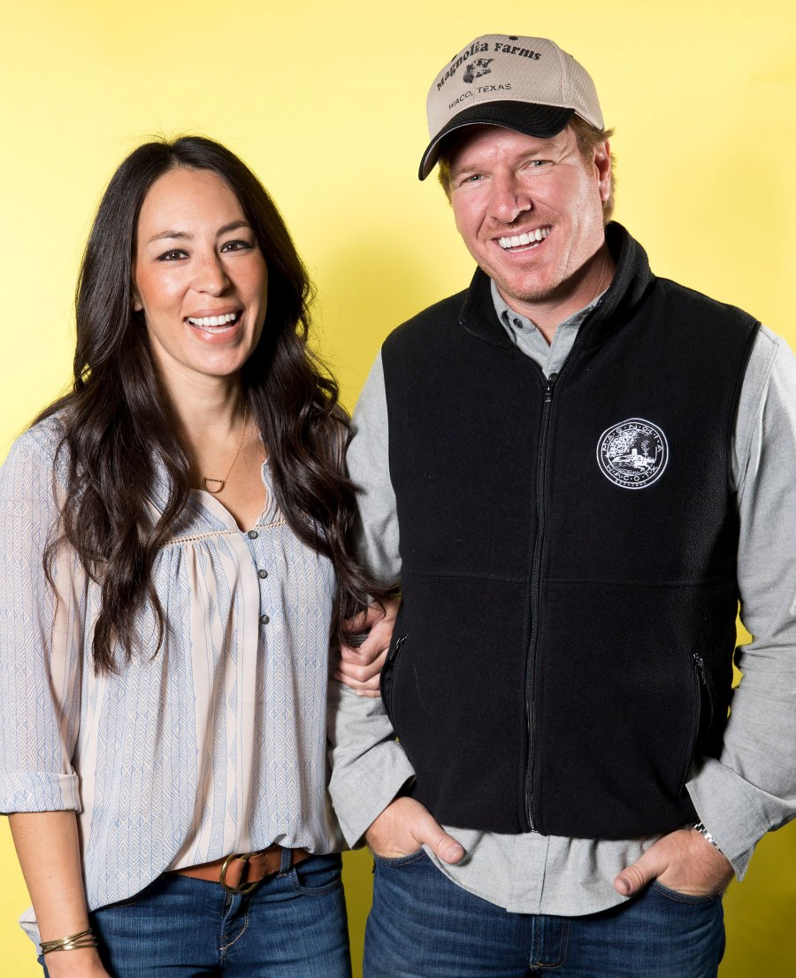 How Joanna Gaines and Chip Gaines Are Explaining Coronavirus Pandemic to Their 5 Kids