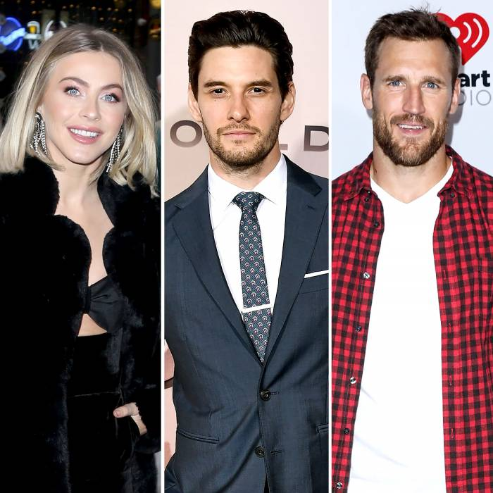 Julianne Hough Spotted With Actor Ben Barnes While Quarantined in a Different State Than Husband Brooks Laich