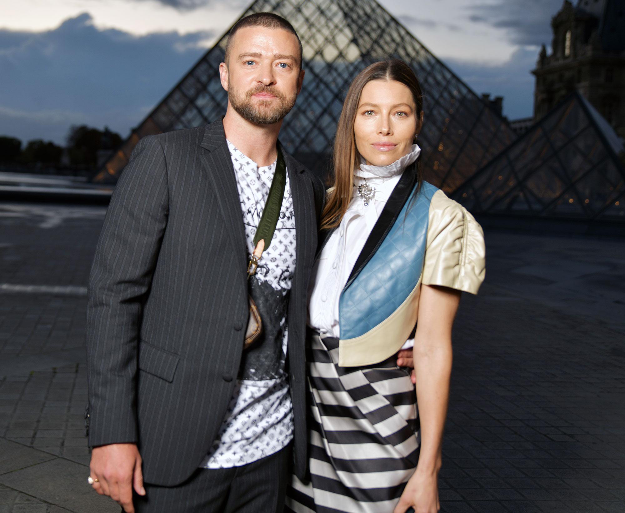 Justin Timberlake et Jessica Biel sont aux prises avec la parentalité «24 heures»