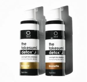 Kaia Naturals The Takesumi Detox Overnight Dry Shampoo