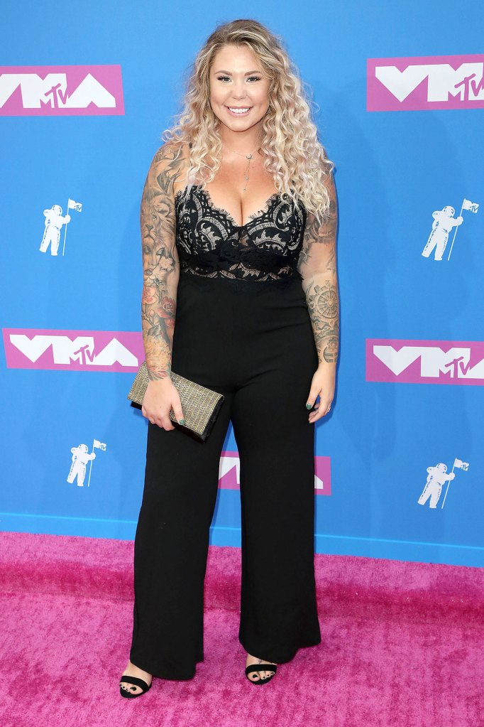 Kailyn Lowry MTV Video Music Awards Induction