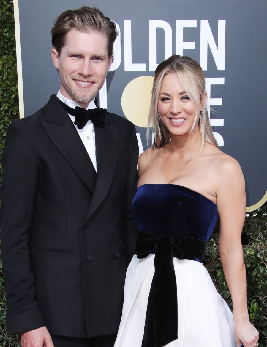 Kaley Cuoco: Coronavirus 'Forced' Me to Move In With Husband Karl Cook