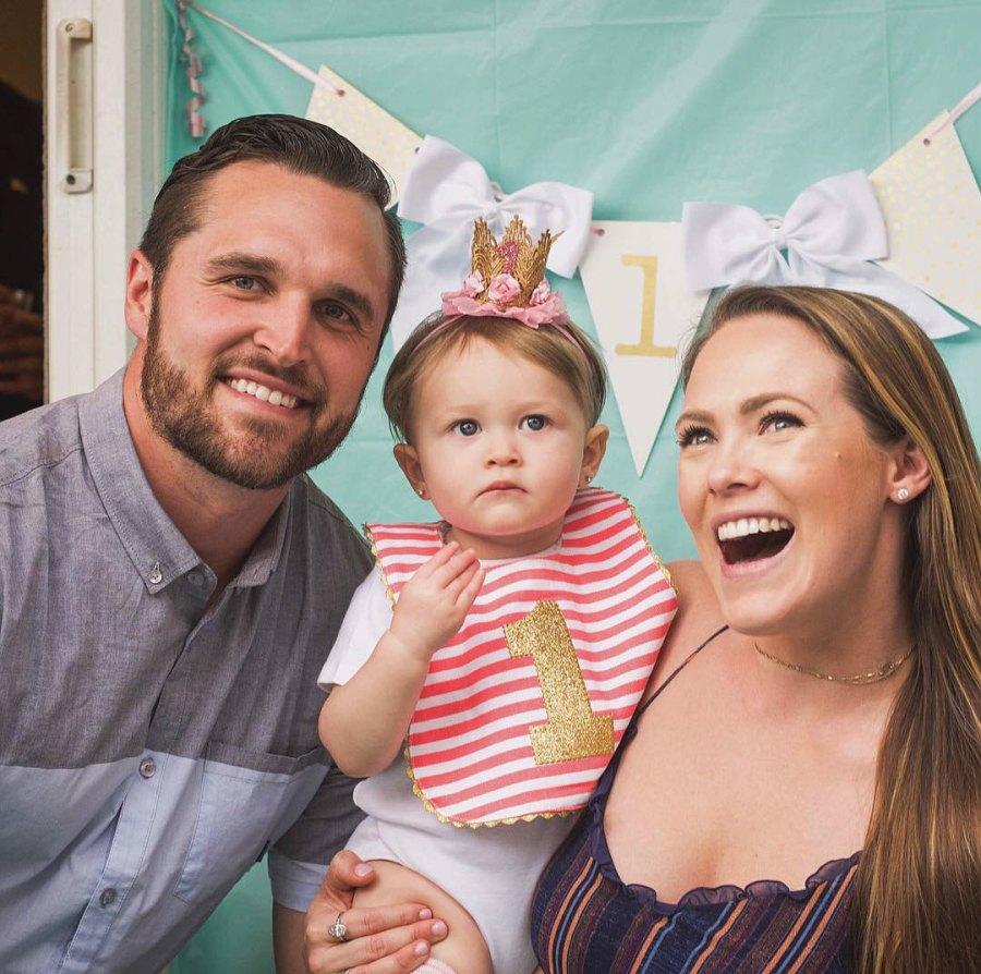 Kara Keough Kyle Bosworth Family Album