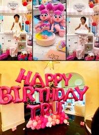Kardashian Kids Parties True Thompson 2nd Birthday