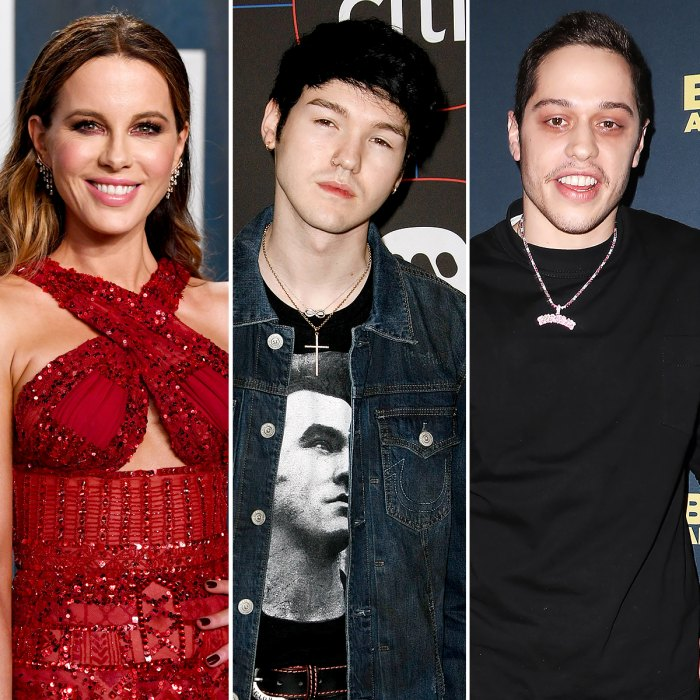 Kate Beckinsale New Man Goody Grace Has a Connection to Her Ex Pete Davidson