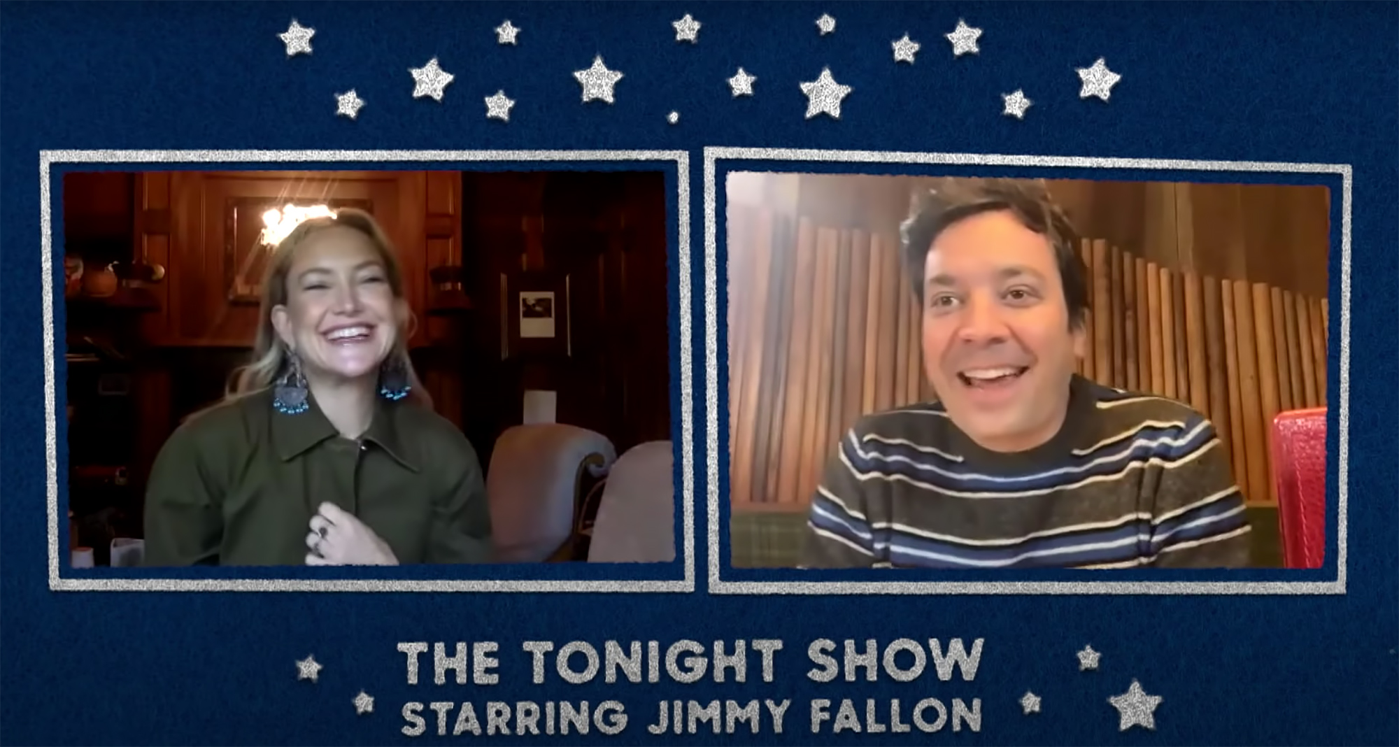 Kate Hudson Admits Wouldve Dated Jimmy Fallon Almost Famous Set 2