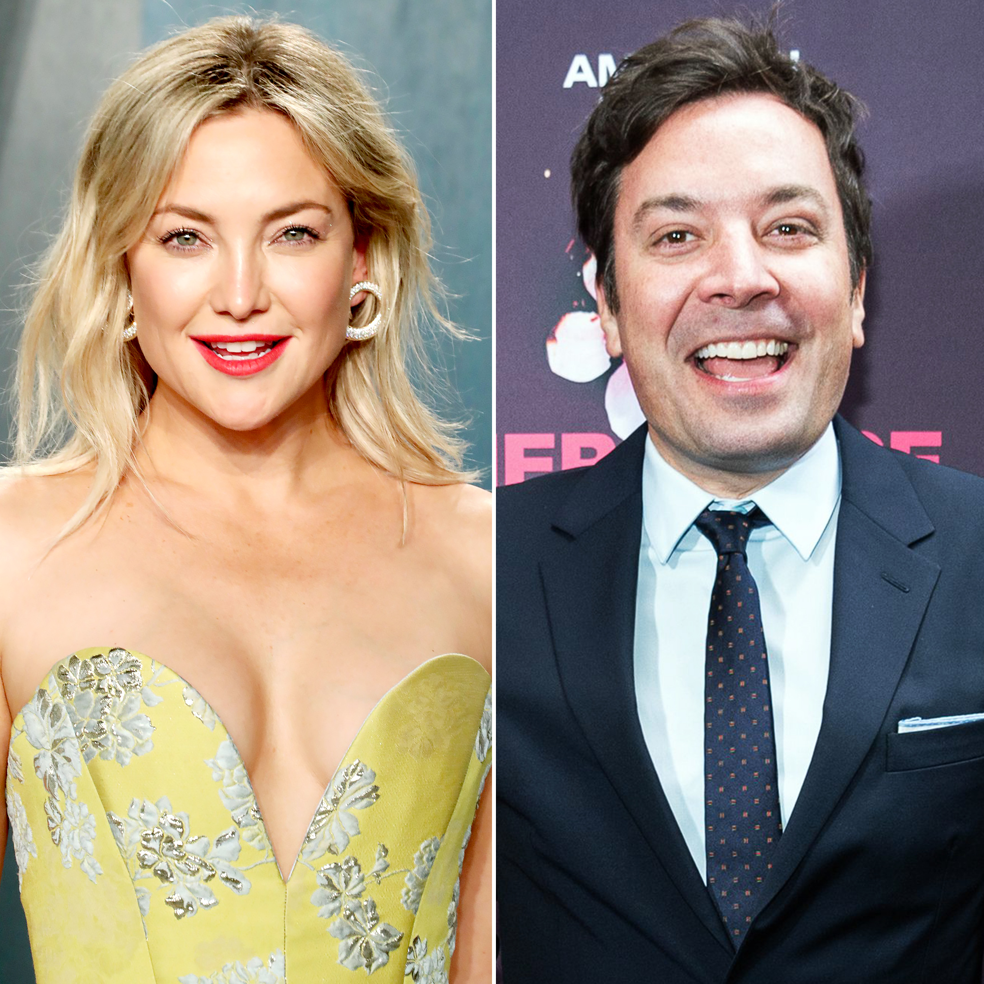 Kate Hudson Admits Wouldve Dated Jimmy Fallon Almost Famous Set