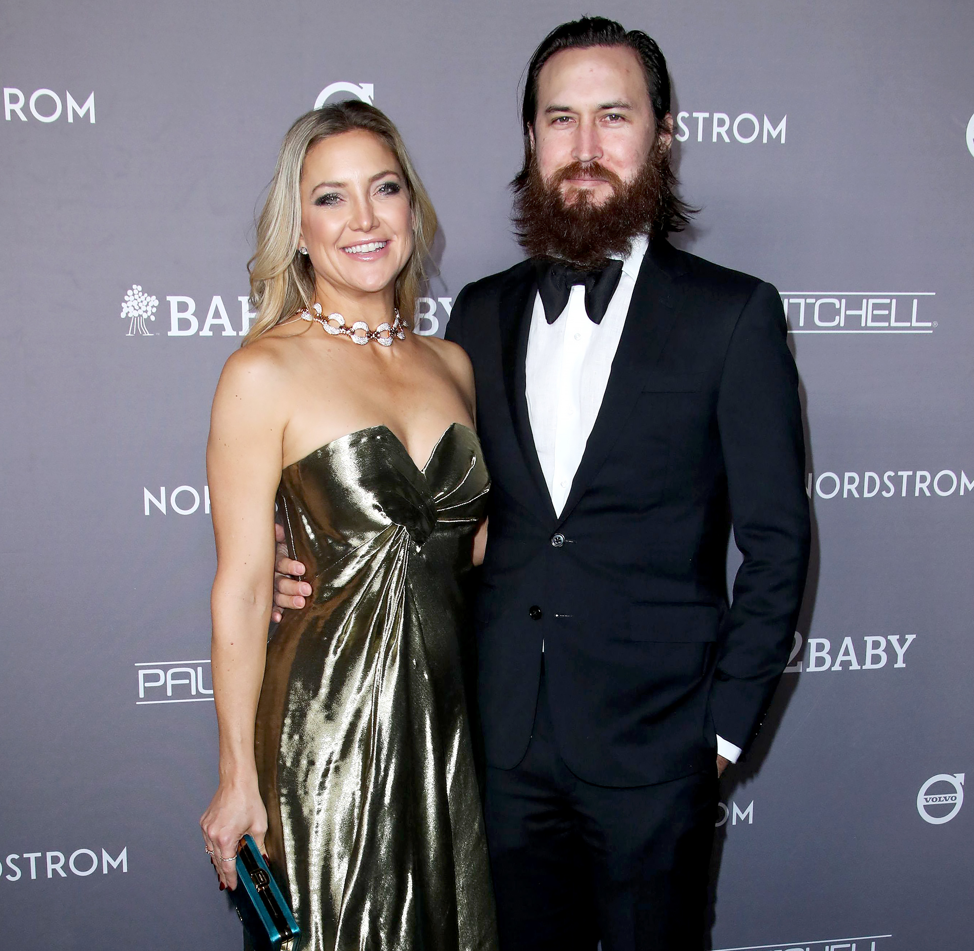 Kate Hudson Says Quarantining Has Helped Her Sex Life With Danny Fujikawa